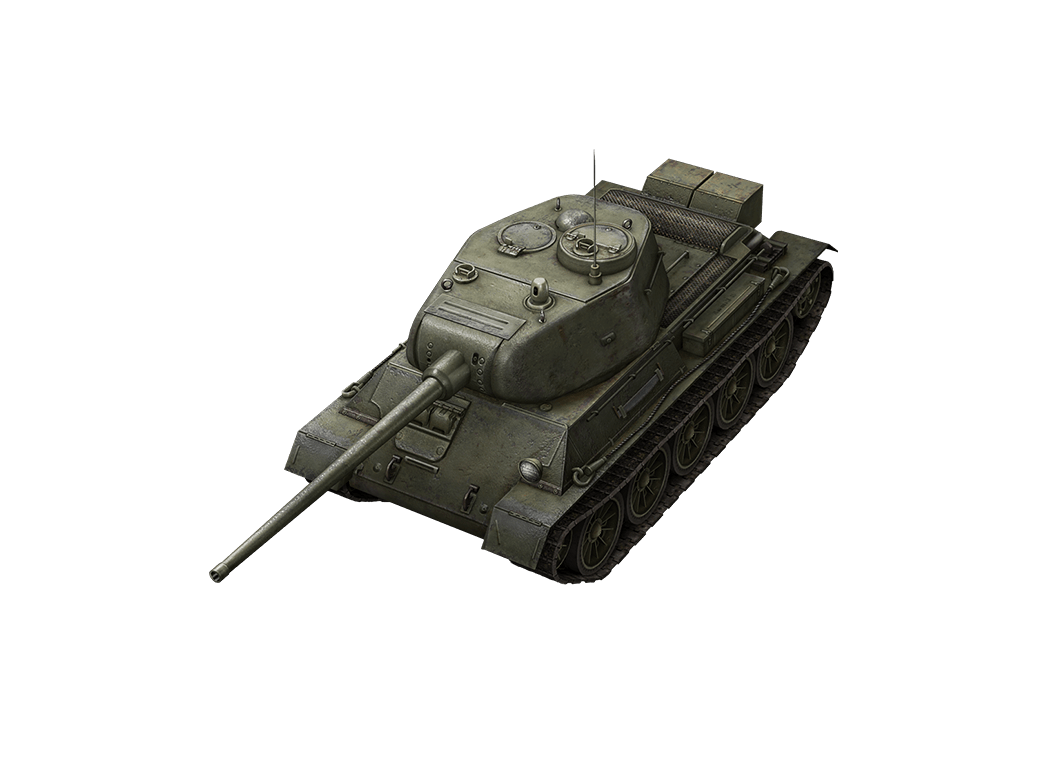 T-43 в World of Tanks Blitz