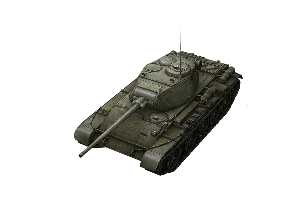 T-44 в World of Tanks Blitz