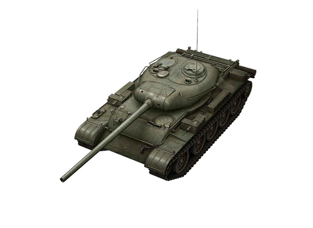 T-54 в World of Tanks Blitz