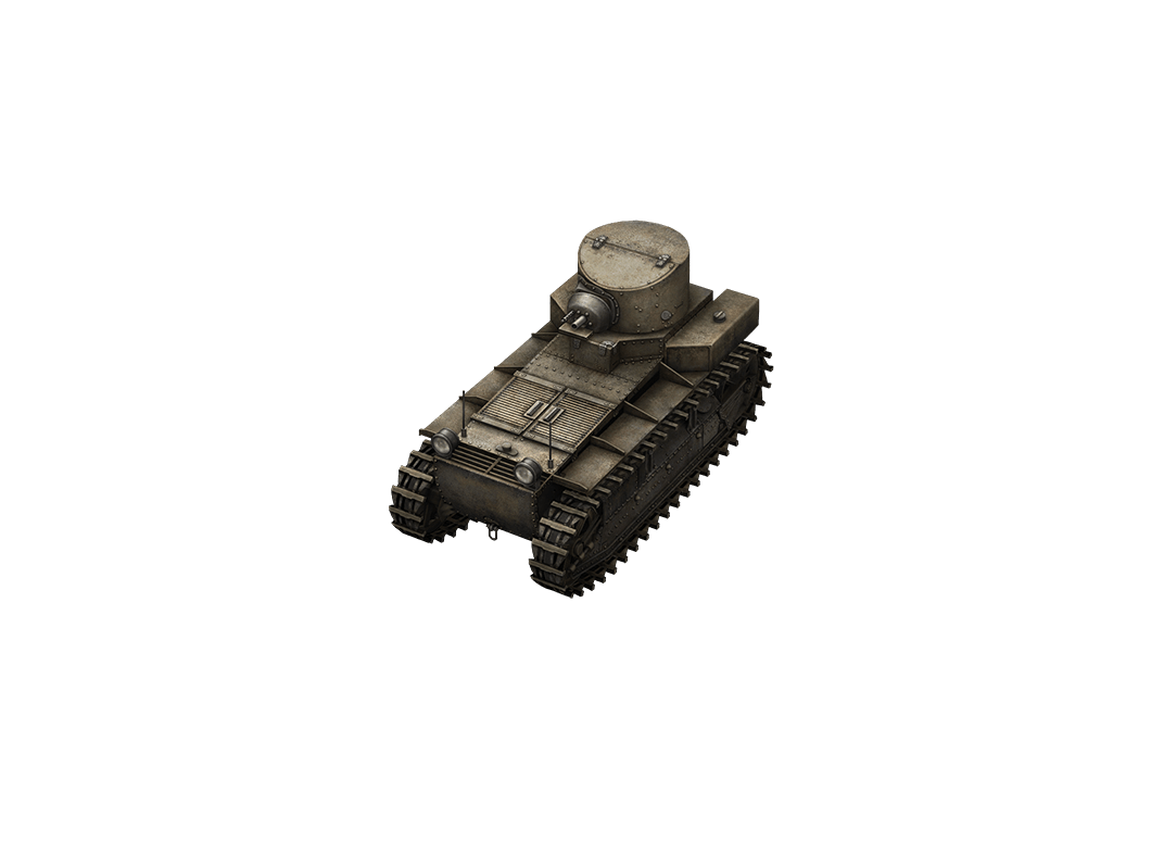 T1 Cunningham в World of Tanks Blitz