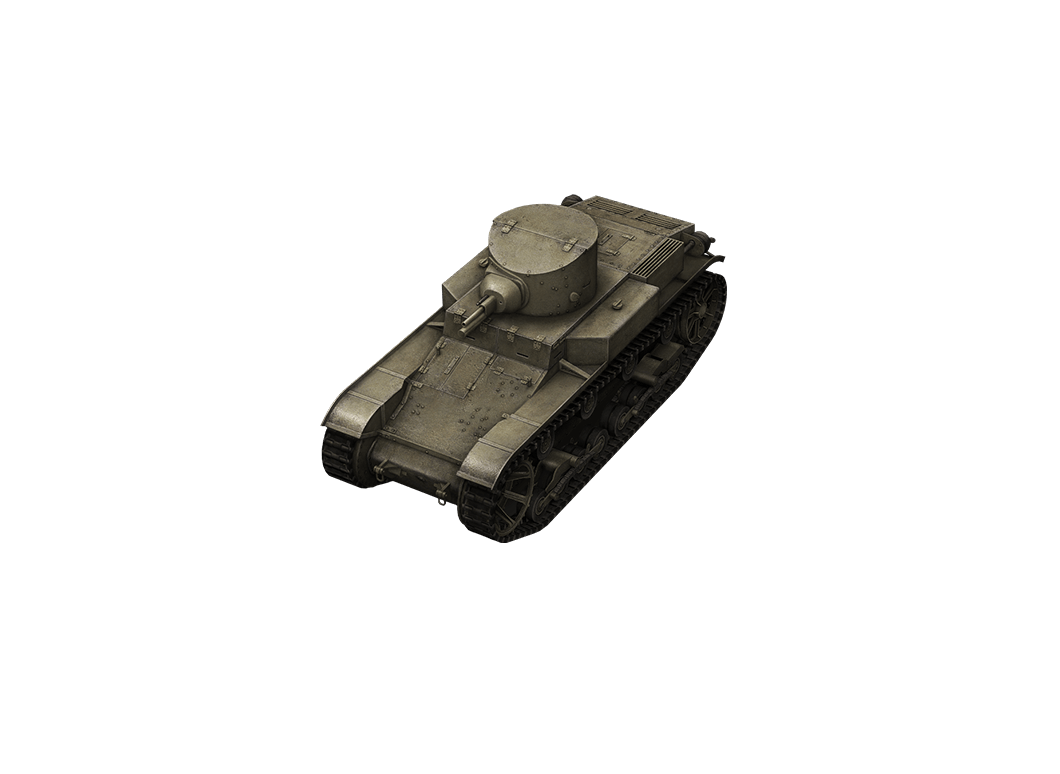 T1E6 в World of Tanks Blitz