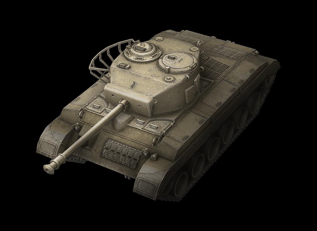 T23E3 в World of Tanks Blitz