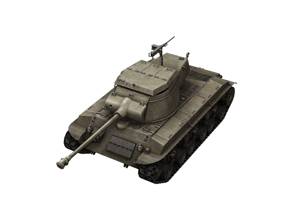 T25/2 в World of Tanks Blitz
