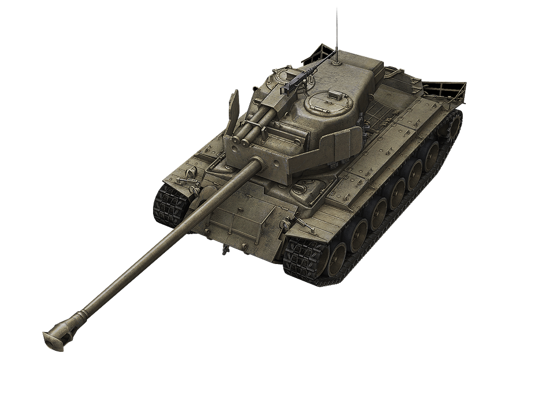 T26E4 SuperPershing в World of Tanks Blitz