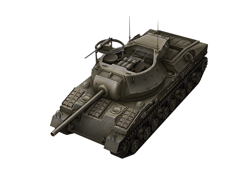 T28 Prototype в World of Tanks Blitz