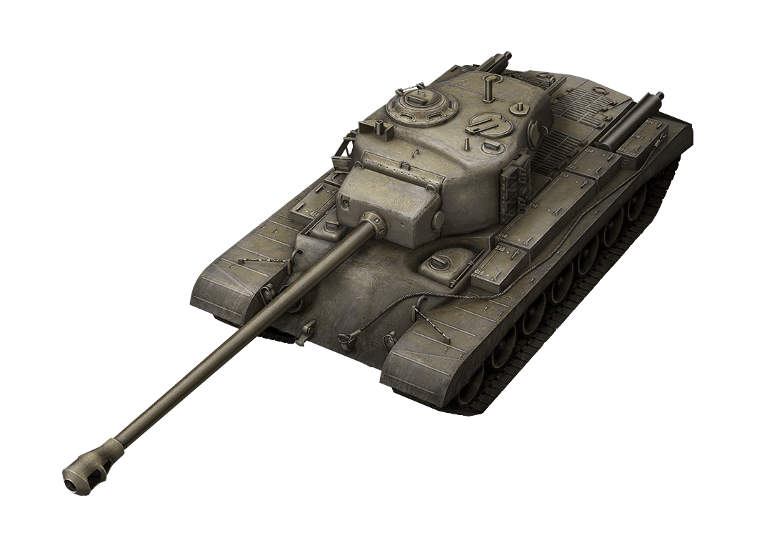T32 в World of Tanks Blitz