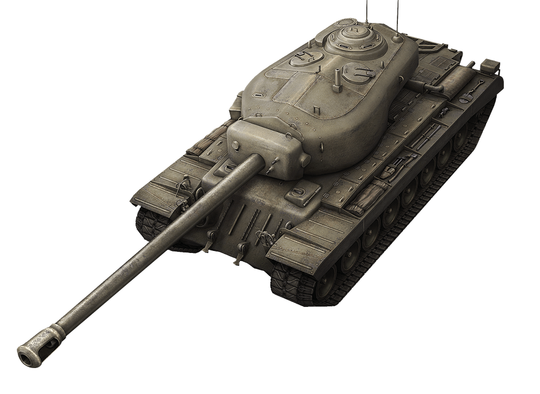 T34 в World of Tanks Blitz