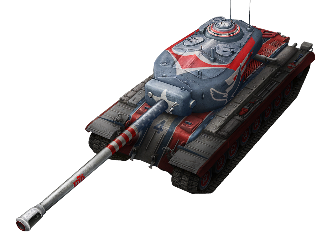 T34 Independence в World of Tanks Blitz