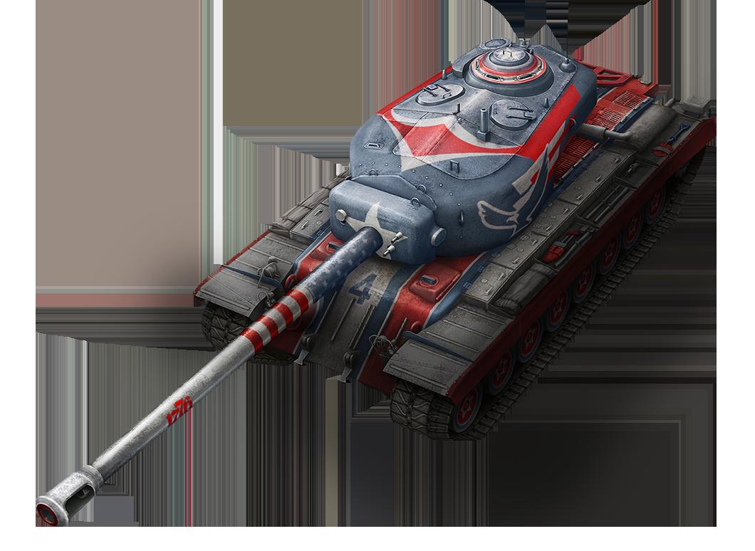 T34 Independence в World of Tanks Blitz