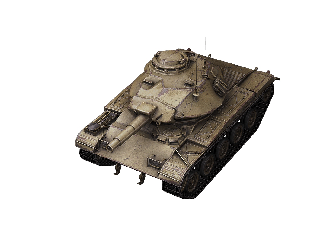 T49 ATM в World of Tanks Blitz