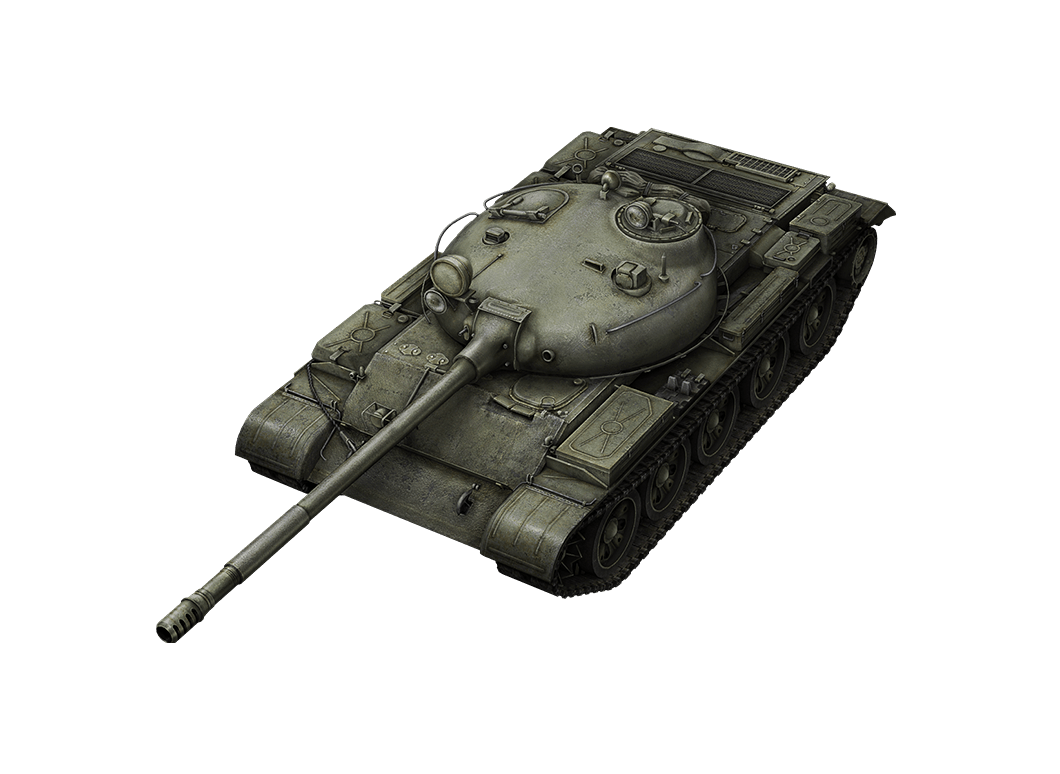 T-62A в World of Tanks Blitz