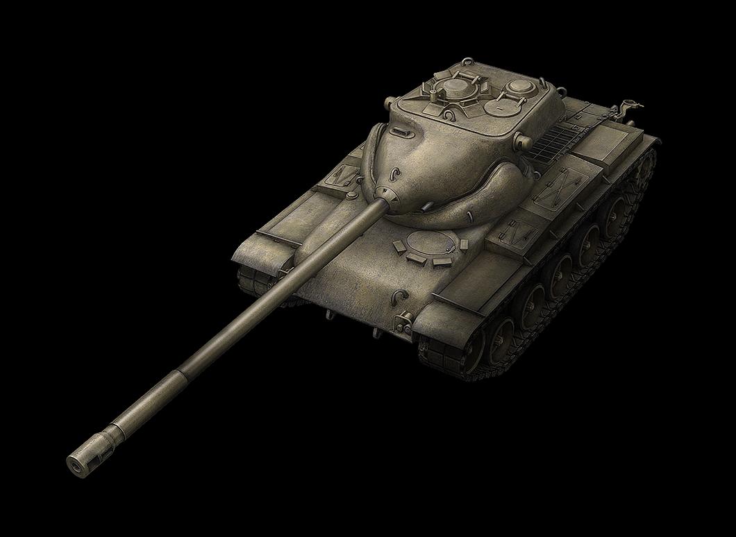 T69 в World of Tanks Blitz