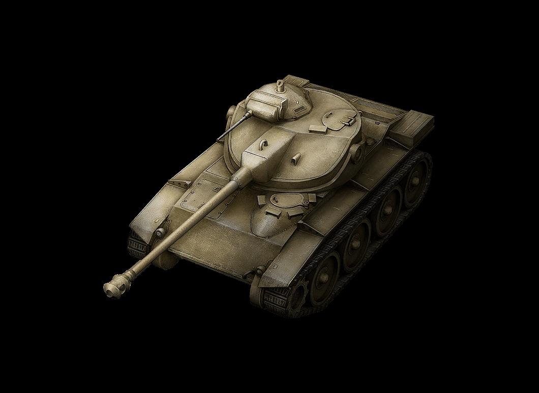 T71 в World of Tanks Blitz