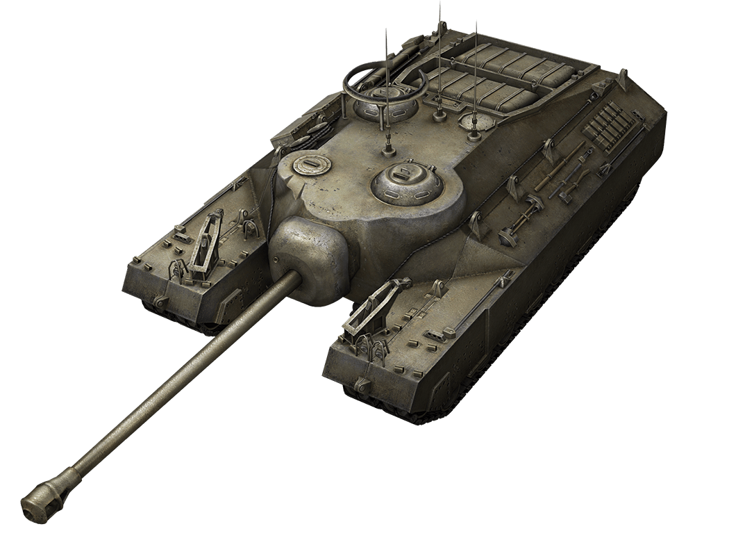 T95 в World of Tanks Blitz