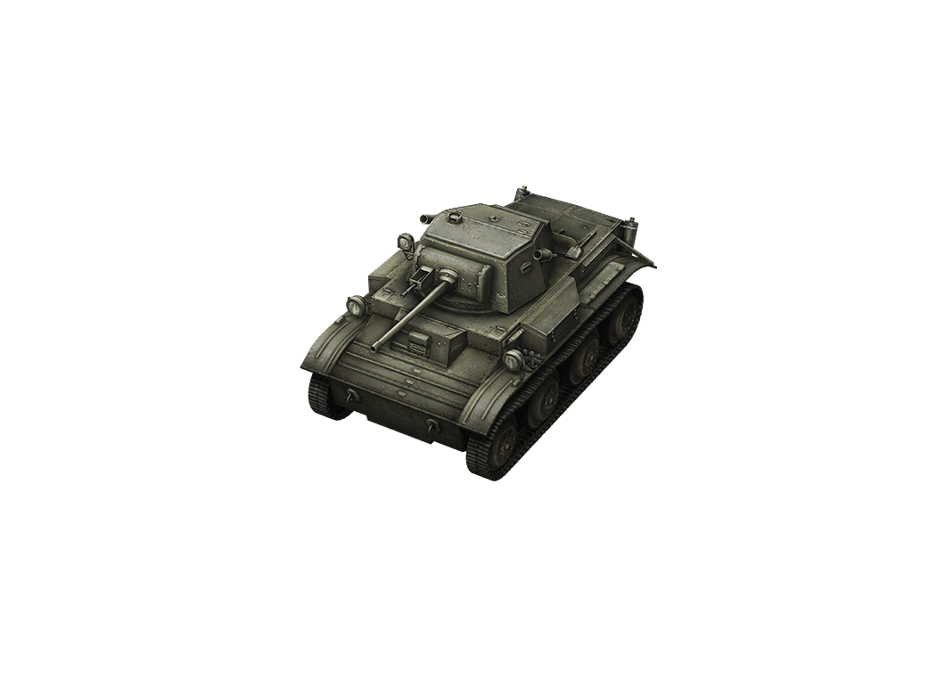 Tetrarch в World of Tanks Blitz