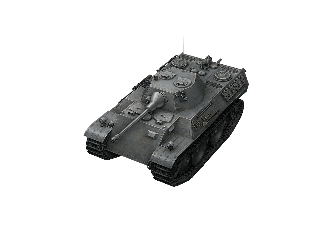 VK 16.02 Leopard в World of Tanks Blitz