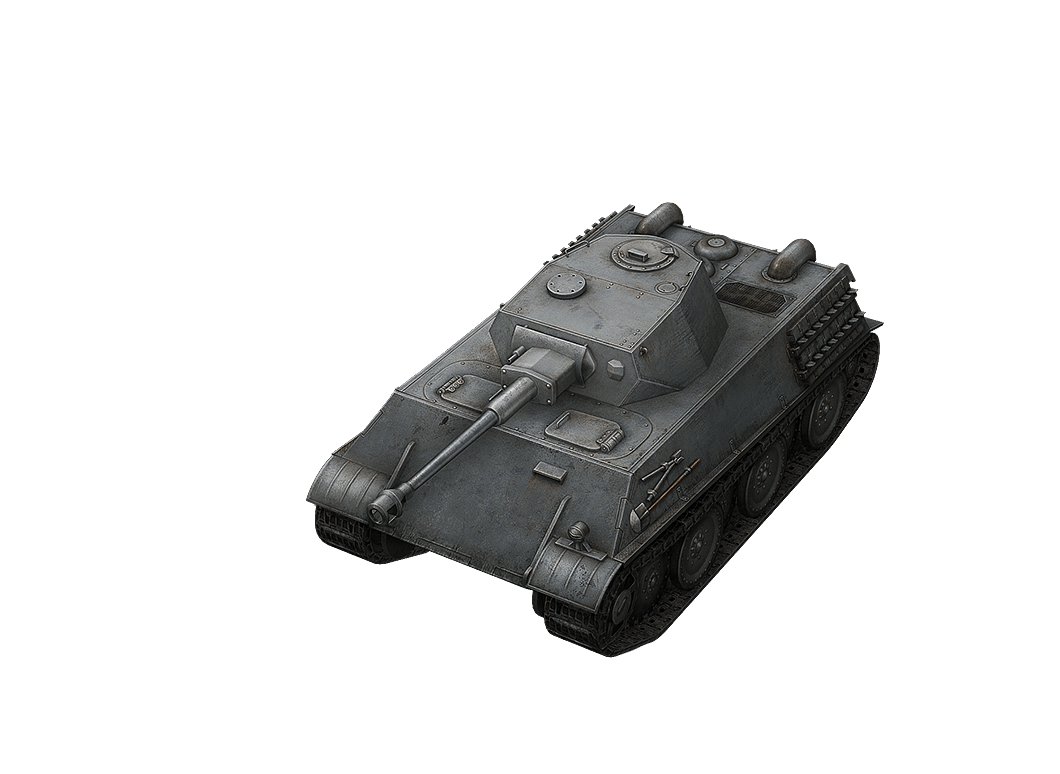 VK 28.01 в World of Tanks Blitz