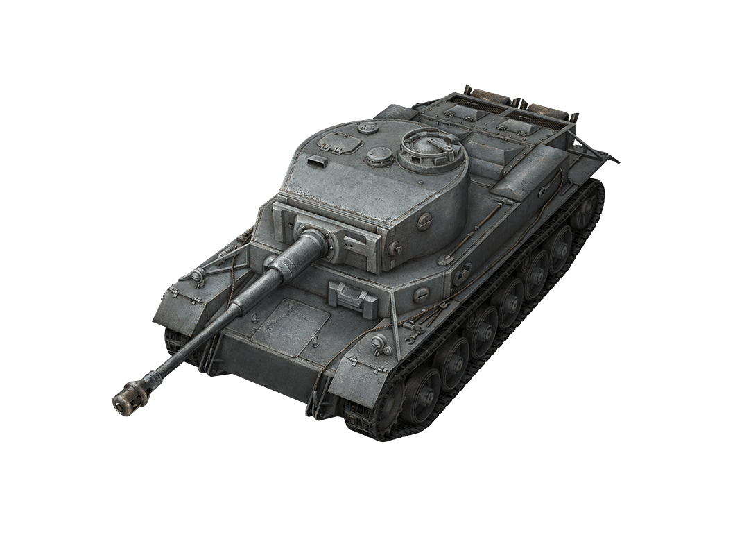 VK 30.01 (P) в World of Tanks Blitz