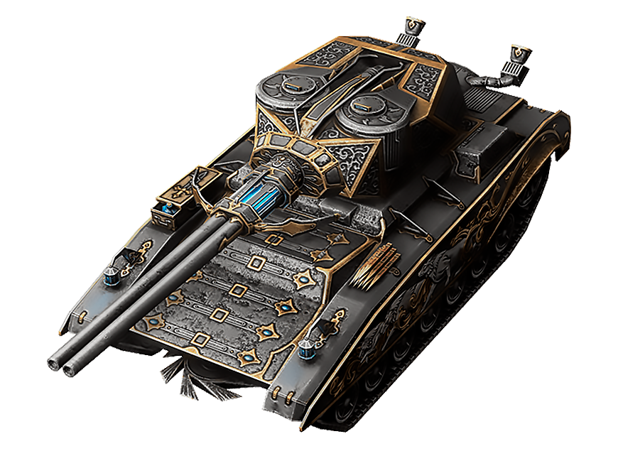 Helsing H0 в World of Tanks Blitz